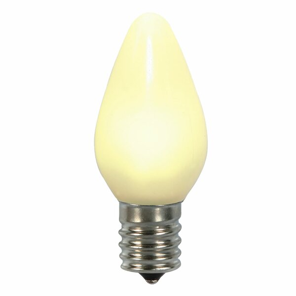 96W E12 LED Light Bulb (Set of 5) by Vickerman