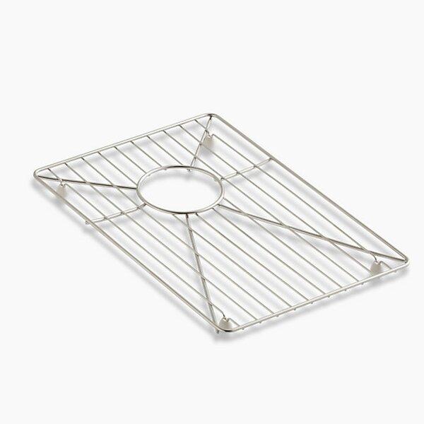 Vault /Strive Stainless Steel Sink Rack, 11-3/16 x 16-11/16 for 36 Offset Apron-Front Sink by Kohler