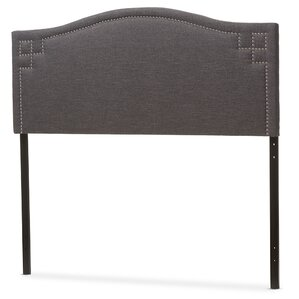Dufferin Upholstered Panel Headboard by Latitude Run
