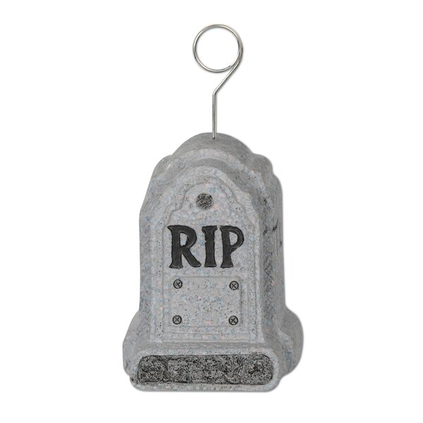 Fitz Tombstone Photo Holder Picture Frame (Set of 6) by The Holiday Aisle