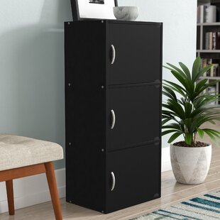 Savings 3 Door Accent Cabinet By Rebrilliant