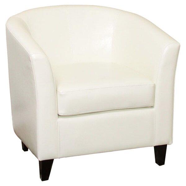 Soukup Barrel Chair by Ebern Designs