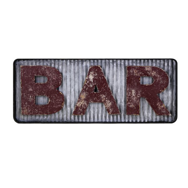 Bar Sign by Williston Forge