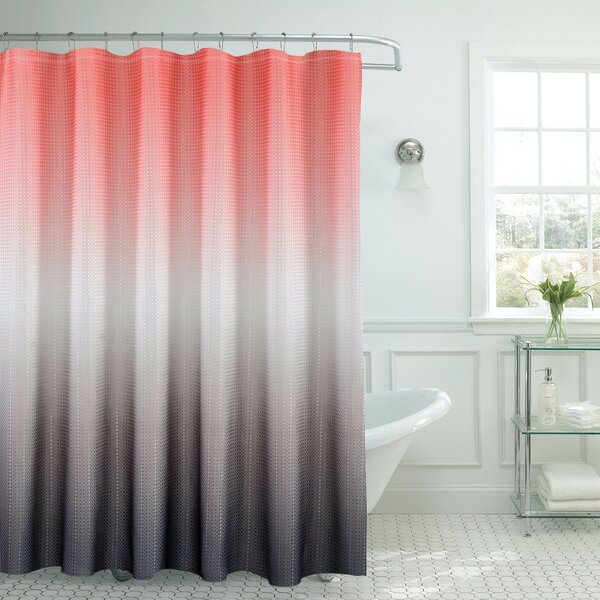 Ombre Shower Curtain by Bath Fusion