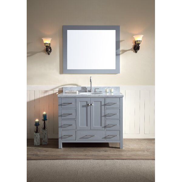 Marine 43 Single Bathroom Vanity Set by Andover Mills