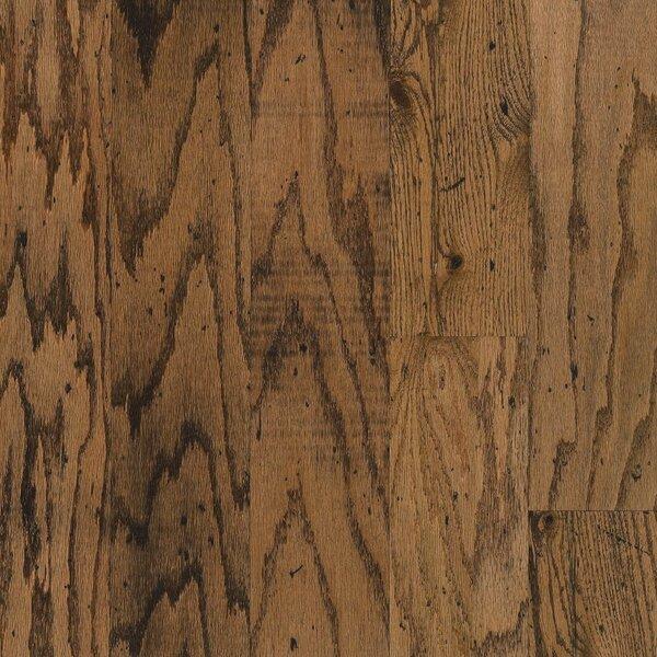 5 Engineered Red Oak Hardwood Flooring in Blue Ridge by Bruce Flooring