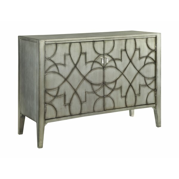 Percie 2 Door Accent Cabinet by Bloomsbury Market Bloomsbury Market