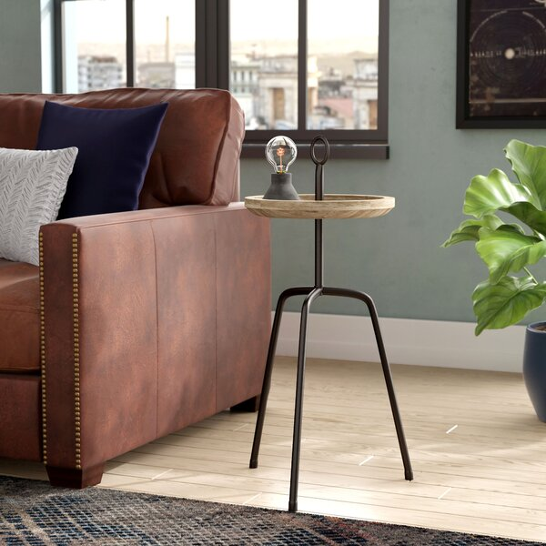 Darold End Table by Trent Austin Design