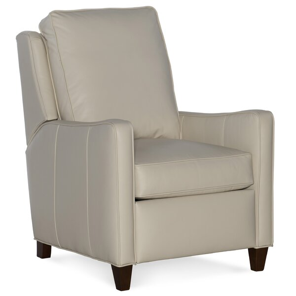 Ani 3-Way Leather Manual Recliner