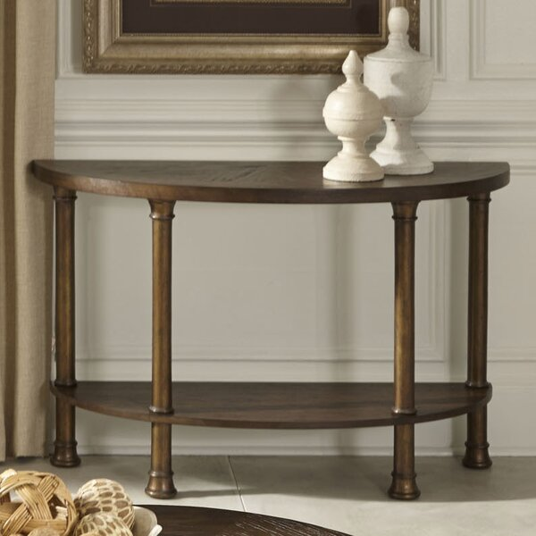 Clockworks Occasional Console Table by Wildon Home ®