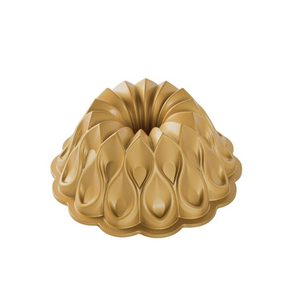 Non-Stick Novelty Crown Bundt Cake Pan by Nordic Ware