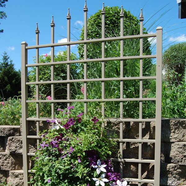 Winchester Vinyl Lattice Panel Trellis by Dura-Trel