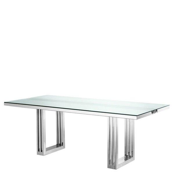 Garibaldi Dining Table by Eichholtz Eichholtz