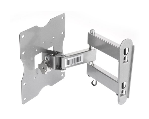 Tilt and Swivel Articulating Extending Arm Wall Mount for 28 - 32 LCD LED by Rosewill