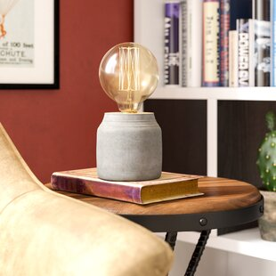 Compare prices Upland 8.5 Table Lamp By Trent Austin Design