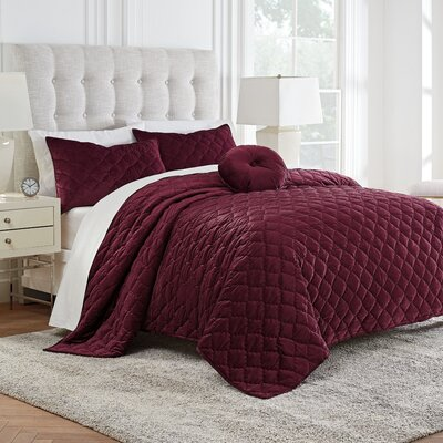 King Size Purple Quilts Coverlets Amp Sets You Ll Love In