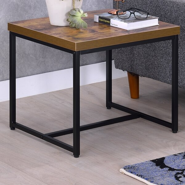 Karina End Table by Williston Forge