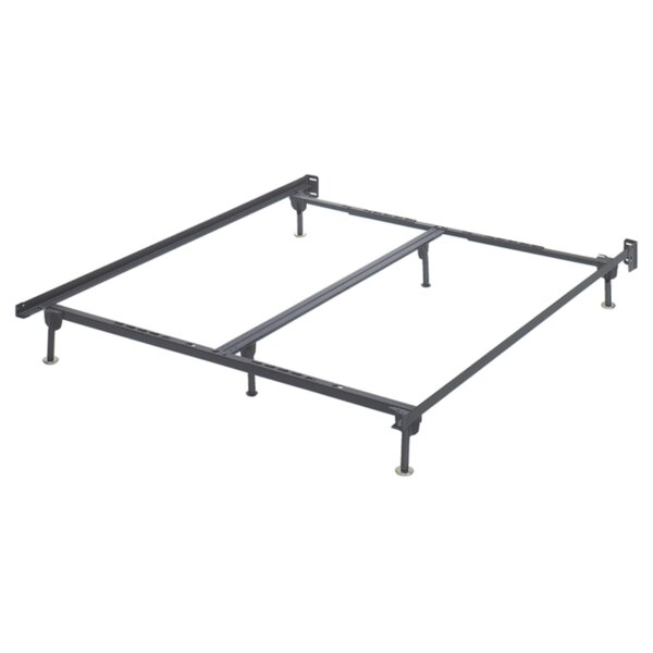 Leigh Woods Bolt on Bed Frame by Symple Stuff