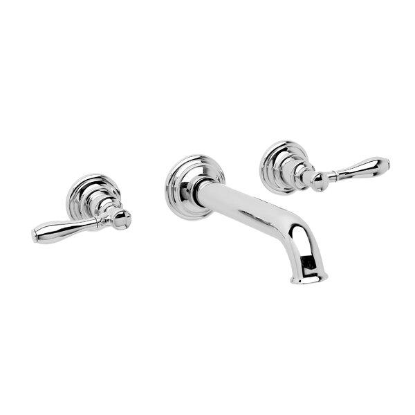 Ithaca Lavatory Wall Mounted Bathroom Faucet by Newport Brass Newport Brass