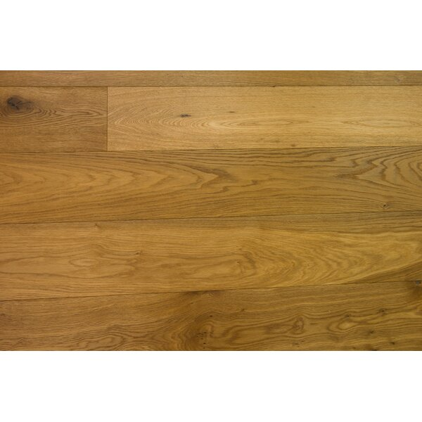 Bergen 7-1/2 Engineered Oak Hardwood Flooring in Buckwheat by Branton Flooring Collection