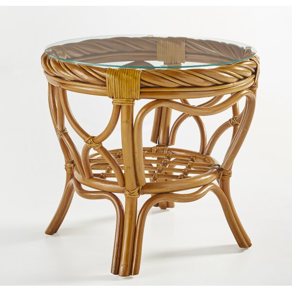 Galindo End Table by Bay Isle Home