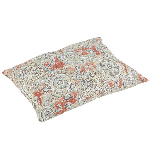 Lebaron Indoor/Outdoor Floor Pillow by Three Posts