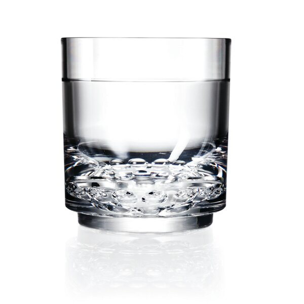 Elite 7 oz. Plastic Shot Glass (Set of 4) by Drinique