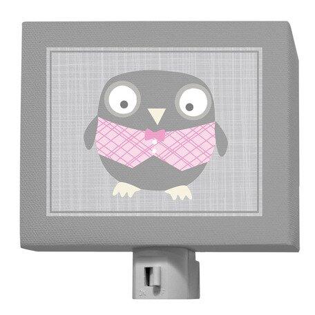 Happy Owl Night Light by Oopsy Daisy