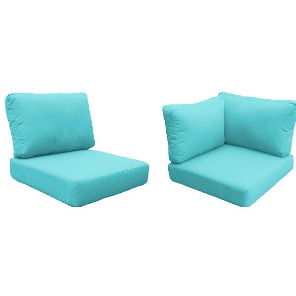 Waterbury 14 Piece Indoor/Outdoor Cushion Set By Sol 72 Outdoor