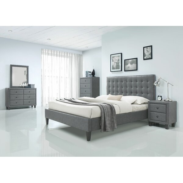 Kolten Platform Configurable Bedroom Set by Alcott Hill