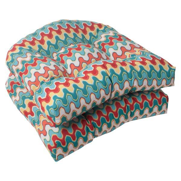 Angilia Indoor/Outdoor Seat Cushion (Set of 2)