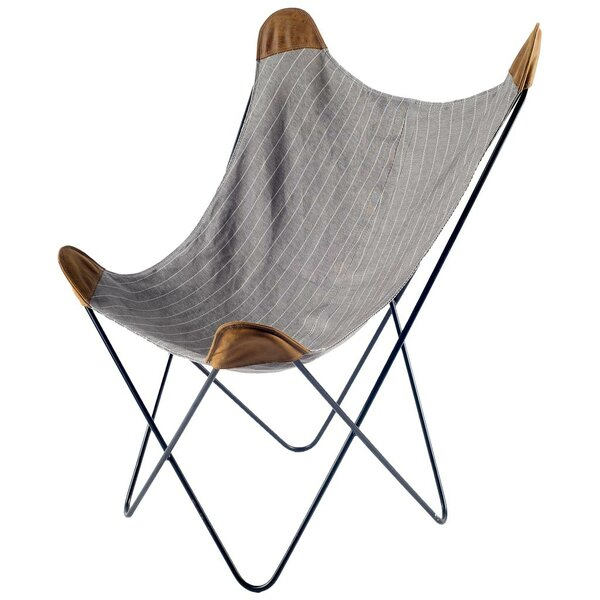 Dayne Butterfly Chair by 17 Stories