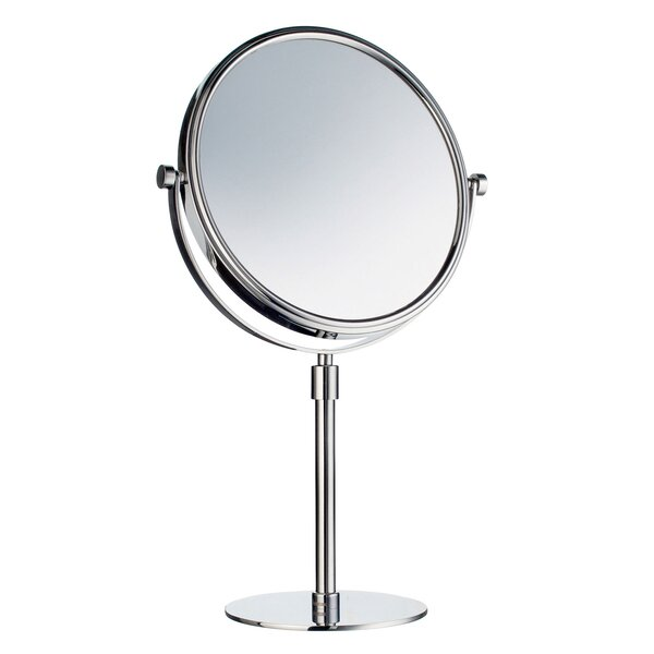 Outline Freestanding Shaving / Makeup Mirror by Smedbo