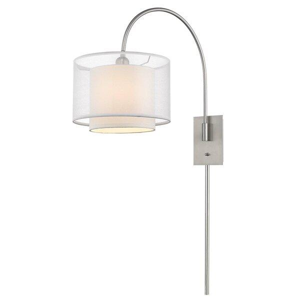 Feltner 1-Light Swing Arm by Ebern Designs