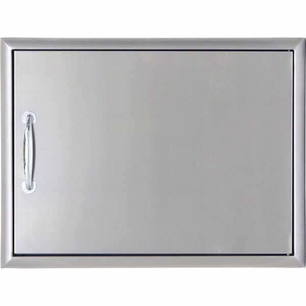 24 Horizontal Single Access Door by Blaze Grills