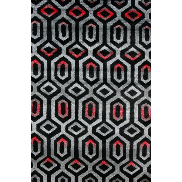 Carrizales Gray Indoor/Outdoor Area Rug by Latitude Run