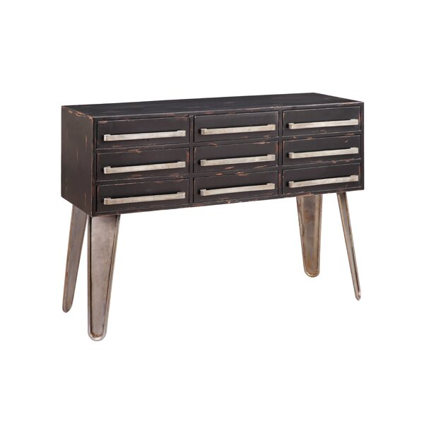 Jubilee 9 Drawers Standard Dresser by World Menagerie