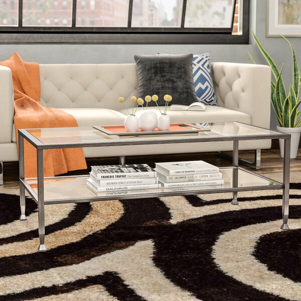 Aquilla Coffee Table With Storage By Three Posts