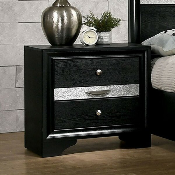 Matus 3 Drawer Nightstand by Rosdorf Park