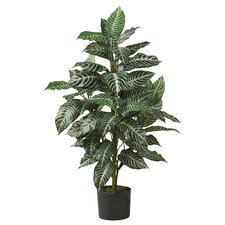 Foliage artificial plants