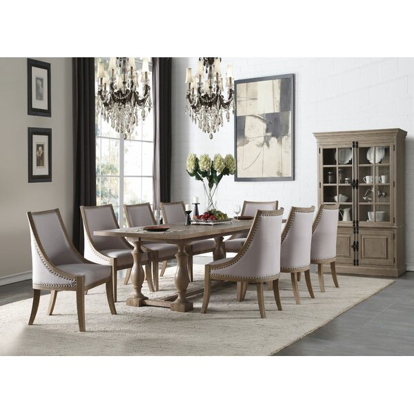 Demby 9 Pieces Dining Set by Gracie Oaks