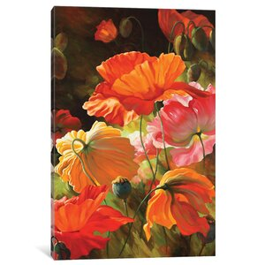 Springtime Blossoms Painting on Wrapped Canvas by Andover Mills