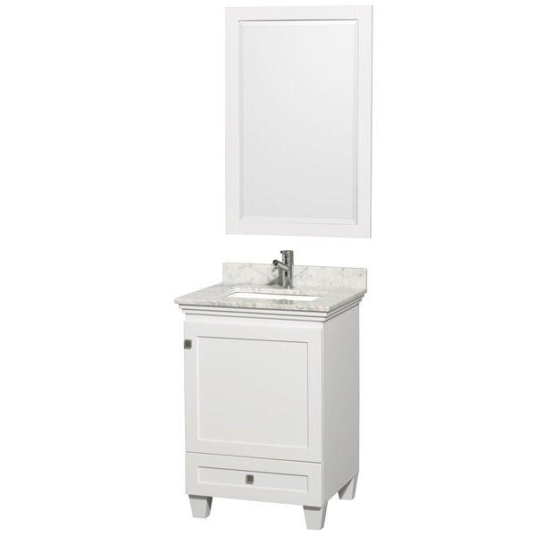 Acclaim 24 Single Bathroom Vanity Set
