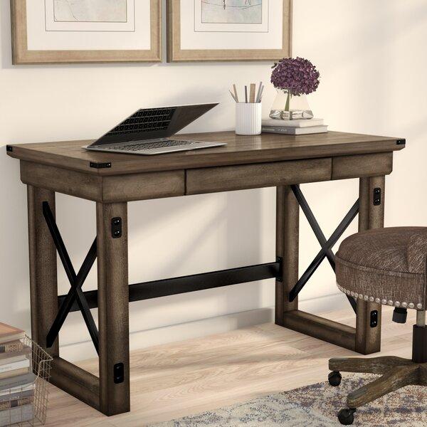 Gladstone Writing Desk by Laurel Foundry Modern Farmhouse