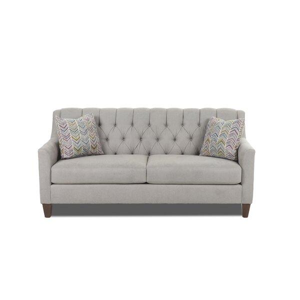 #1 Hamblen Fabric Upholstery Sofa By Latitude Run Fresh