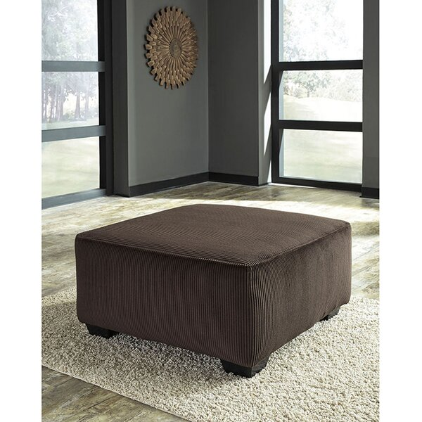 Azriel Oversized Accent Ottoman by Latitude Run