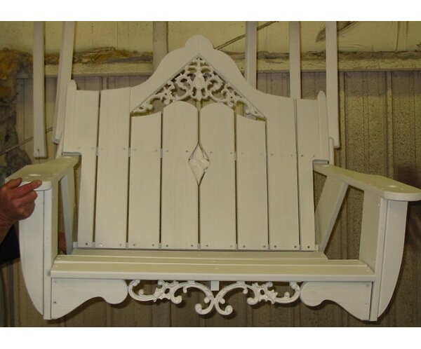 Veranda Porch Swing by Uwharrie Chair