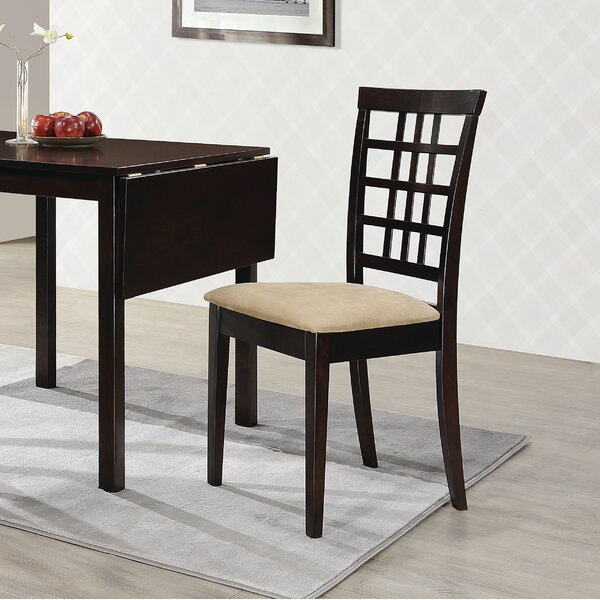 Furlong Upholstered Dining Chair (Set of 2) by Charlton Home