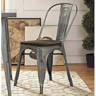 Industrial Kitchen Dining Chairs You Ll Love Wayfair