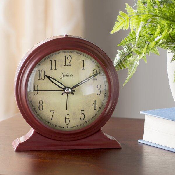 Alarm Clock by Andover Mills